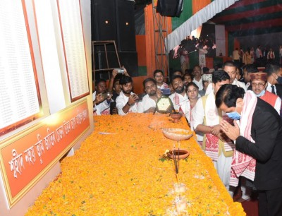 Prime Minister pays tribute to martyrs of Assam movement