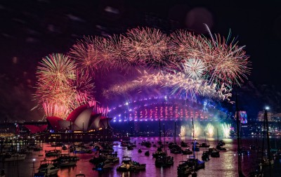 Public barred from viewing Sydney's NYE fireworks