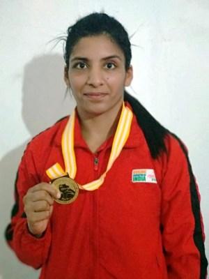 Punjab pugilist wins gold in Cologne championship