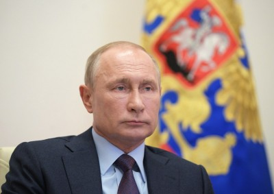Putin orders special services to better protect Russian security