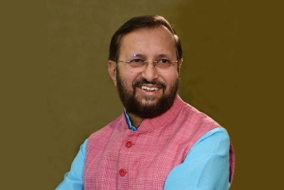 Rahul should learn to respect constitutional institutions: Javadekar