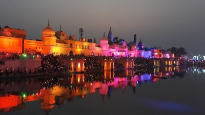 'Ramayan Cruise Service' on Saryu river in Ayodhya soon