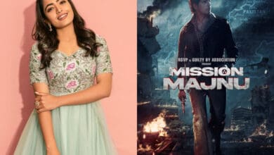 Rashmika Mandanna's Bollywood debut is about RAW mission in Pakistan!