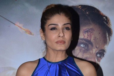 Raveena Tandon heads home after one of her longest outdoor schedules