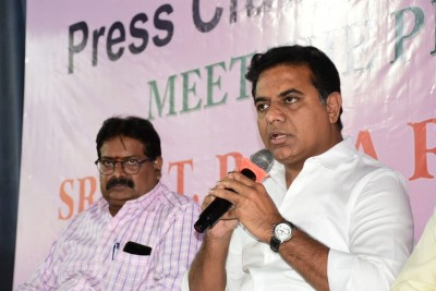 Results are not to our expectations, says KTR