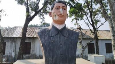 Revolutionary Bagha Jatin's bust vandalised in B'desh