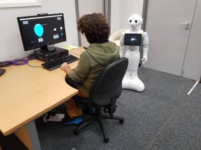 Robots can encourage people to take greater risks