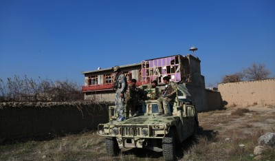 Rockets fired at US airbase in Afghanistan: Officials