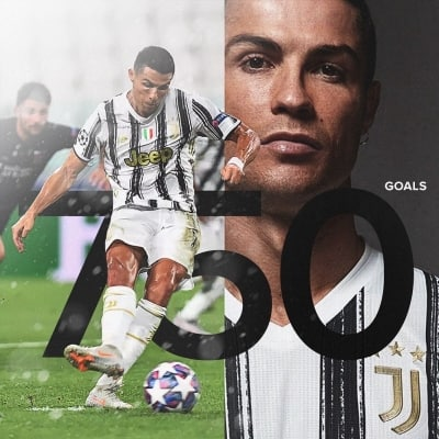 Ronaldo scores 750th career goal as Juventus beat Dynamo Kyiv
