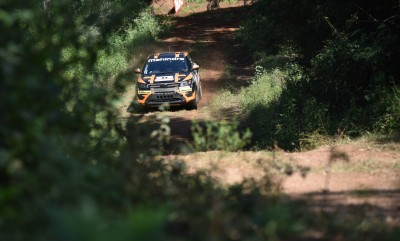 Round 1 of National Rally Championship receives record entries