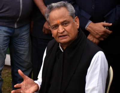 'Rumours coming in from Delhi should not be trusted,' says Rajasthan CM