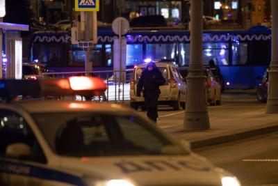 Russia thwarts bomb attack in city of Tambov