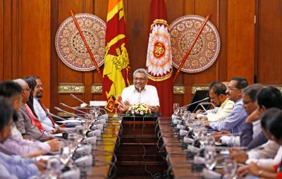 SL appoints new state minister in charge of Covid-19
