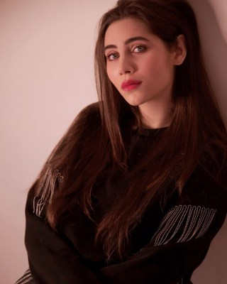 Salma Agha's daughter Zara gets threats online from 'mentally disturbed' woman