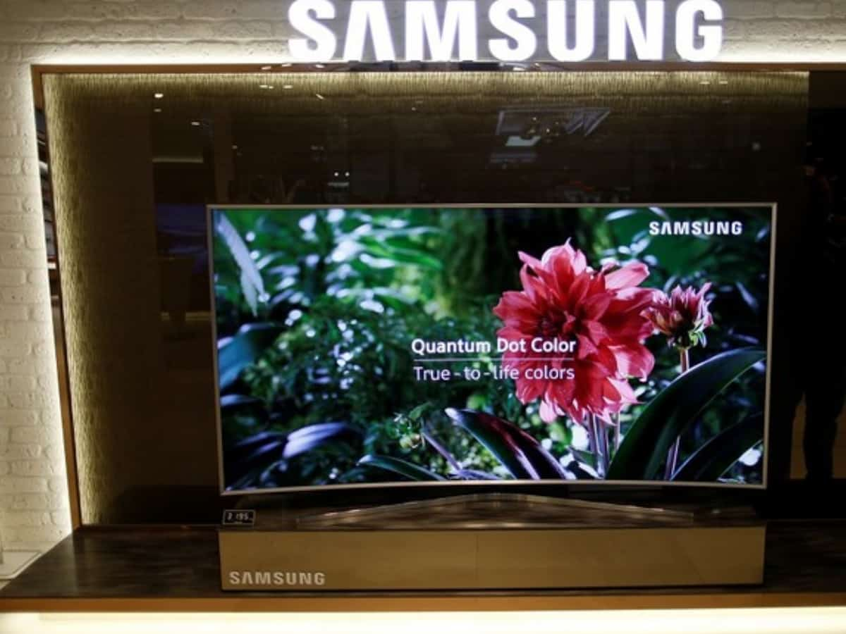 Samsung announces 110-inch 4K TV with next-gen MicroLED picture quality