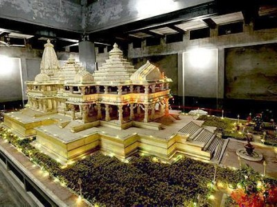 Sand under Ram Janambhoomi site will lay strong foundation for temple, says Trust