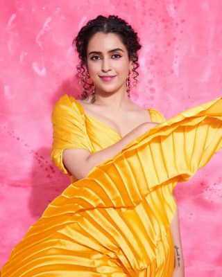 Sanya Malhotra: Working with efficient co-actors enhances your work