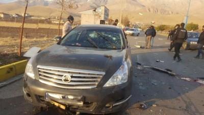 'Satellite equipment used in assassination of Iranian scientist'