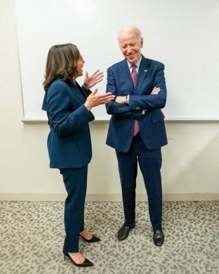 Senate Republican leader finally congratulates Biden, Harris