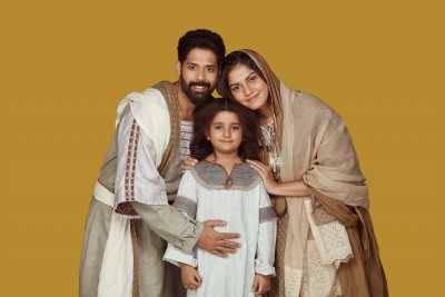 Series 'Yeshu' aims at spreading compassion, positivity