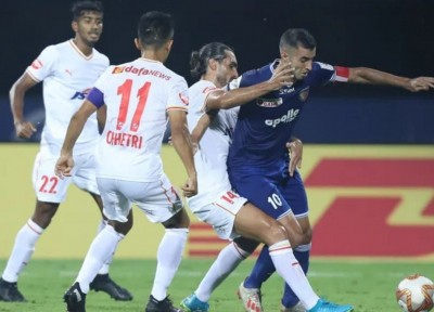 Seven out of 11 ISL clubs have sponsors with ties to betting companies (IANS Special)