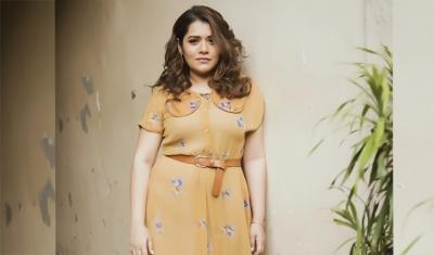 Shikha Talsania on B'wood run: I'm just ticking off my bucket list