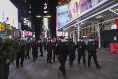 Shootings in NYC surge to record high levels: Police