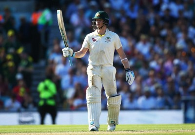 Smith finds hard to stop visualising the game or shadow batting