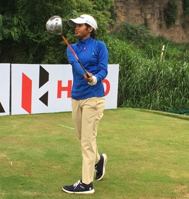 Sneha chasing back-to-back titles at 8th leg of WPGT