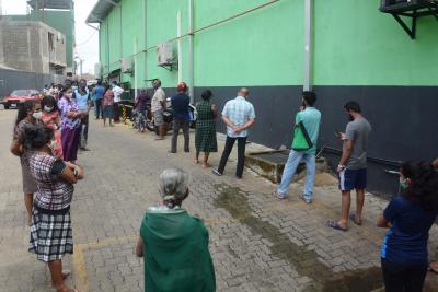 Sri Lanka's Covid-19 caseload surpasses 40,000