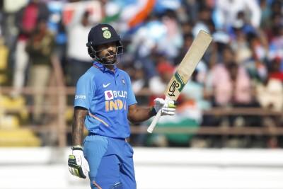 Syed Mushtaq Trophy: Dhawan, Ishant among Delhi's 42; Unmukt returns