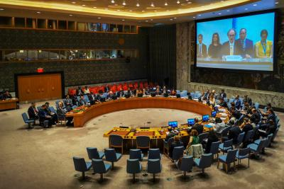 Syria remains tinderbox for major int'l incident: UN envoy