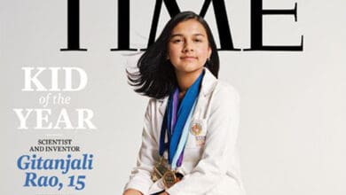Photo of 15-year-old Indian-American is first ever TIME Kid of the Year