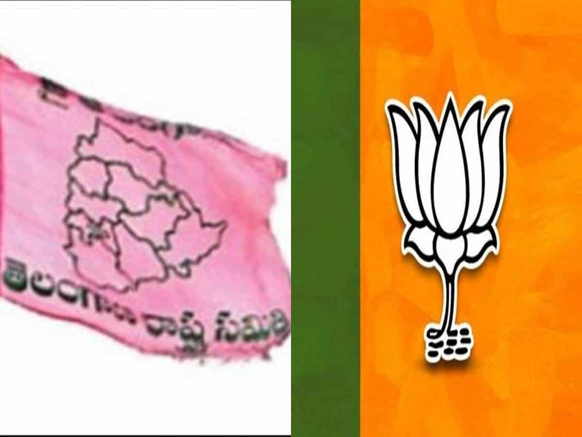 Is BJP targeting industrialists, traders closer to TRS?
