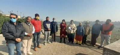 Taj city's green warriors cry foul over new road project
