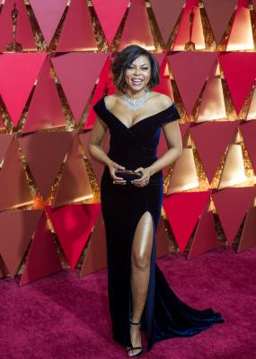 Taraji P. Henson: Just because we're on TV doesn't make us superheroes