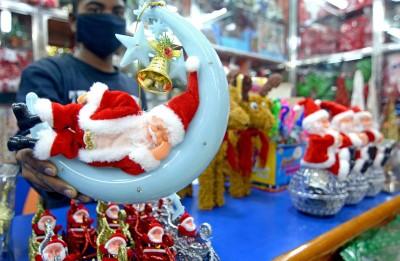 Telugu states celebrate Christmas under Covid shadow