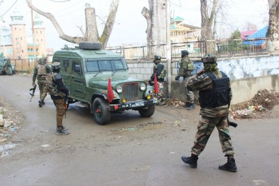Terror plot foiled in Jammu, one arrested