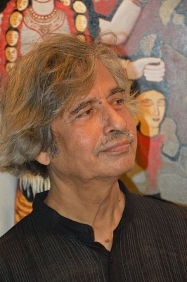 'The Afterlife of Silence' in-depth analysis of Jogen Chowdhury's still lifes (IANS Interview)