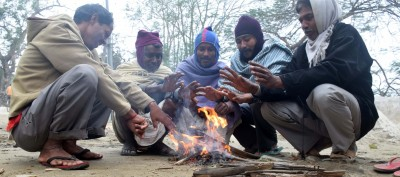 The Big Chill: Delhi, Chandigarh colder than Shimla