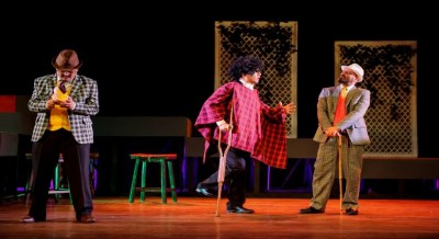'The Hound of the Baskervilles' parody comes to stage, virtually