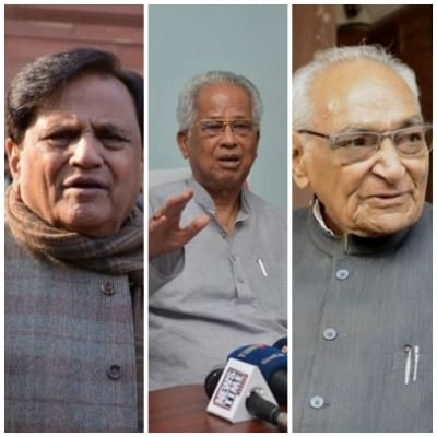 The year in which the Congress lost 3 seasoned campaigners