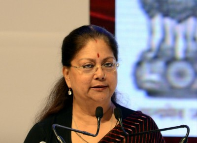 Tide turning within Raj BJP, Raje's followers want her as 2023 CM face