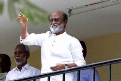 Time has come to change fate of TN: Rajinikanth