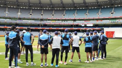 Time to regroup: India begin preparations for Boxing Day Test