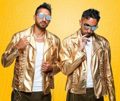 Twinjabi release teaser of video for hit track 'Desi Dons'