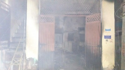 Two minor brothers charred to death in Delhi fire