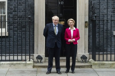 UK, EU leaders say trade talks to reconvene in Brussels amid