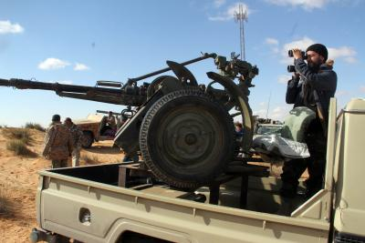 UN condemns 'intimidation acts' against Libyan oil corporation