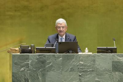 UNGA Prez calls for joint efforts to fight 'infodemic'